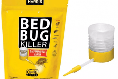 Diatomaceous Earth Bed Bug Killer