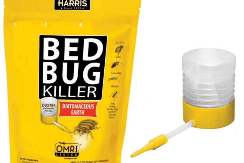 Diatomaceous Earth Bed Bug Killer