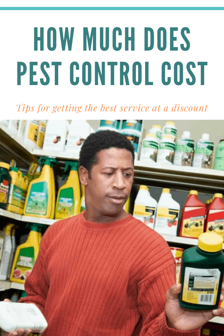 cost of pest control